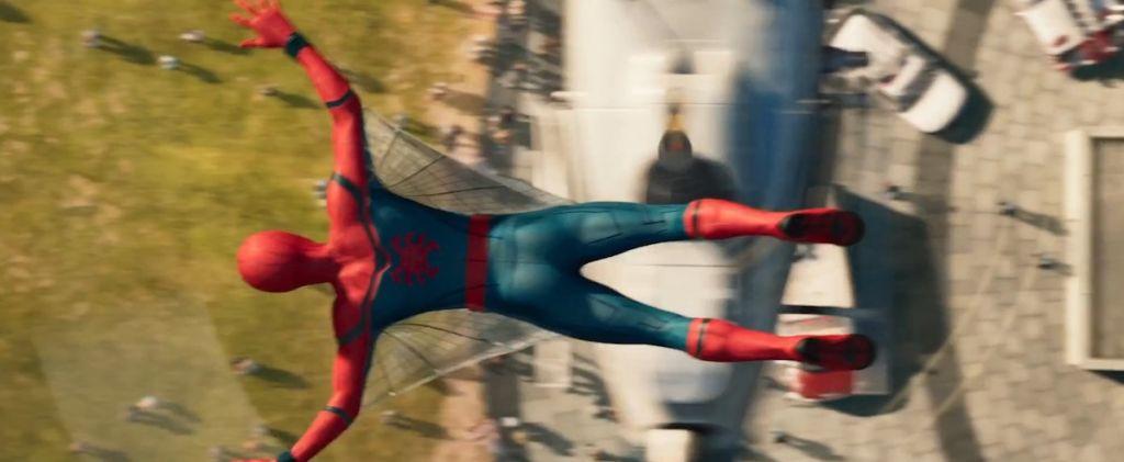 spider-man homecoming trailer zwiastun