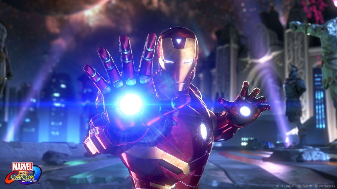 Herosi Marvela i ikony Capcomu ramię w ramię. Marvel Vs Capcom Infinite to spełnienie marzeń geeka