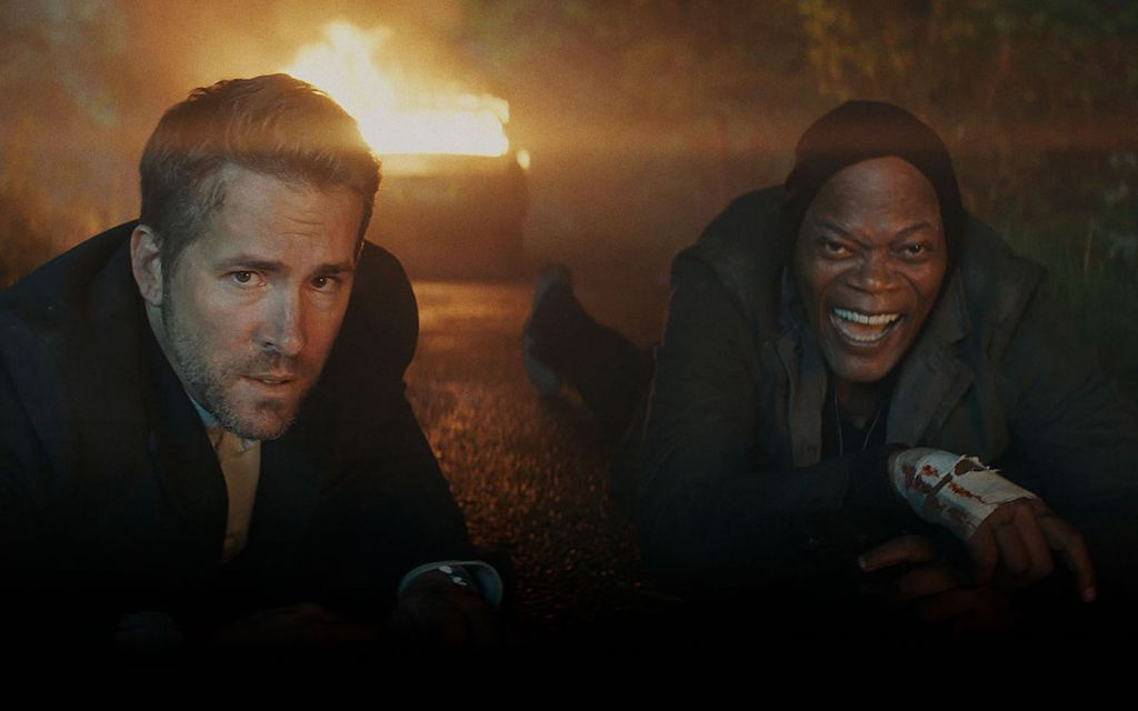 Trailer The Hitman's Bodyguard