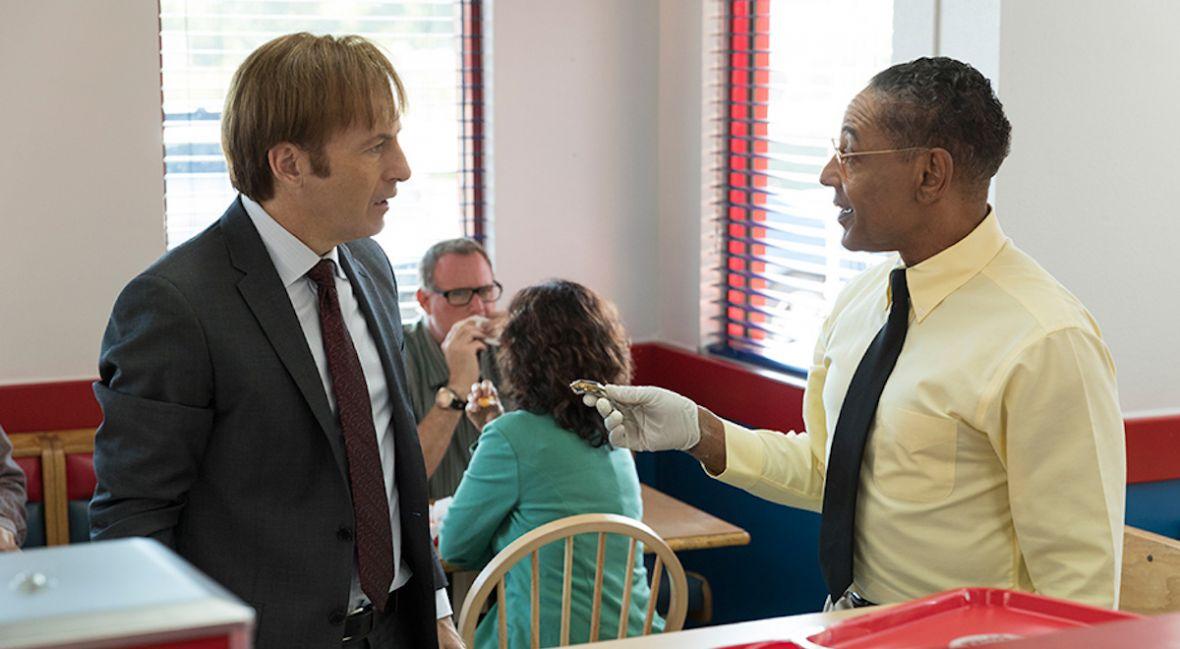 Better Call Saul leniwie się rozkręca, a Gus Fring wbrew obawom nie skradł całego show