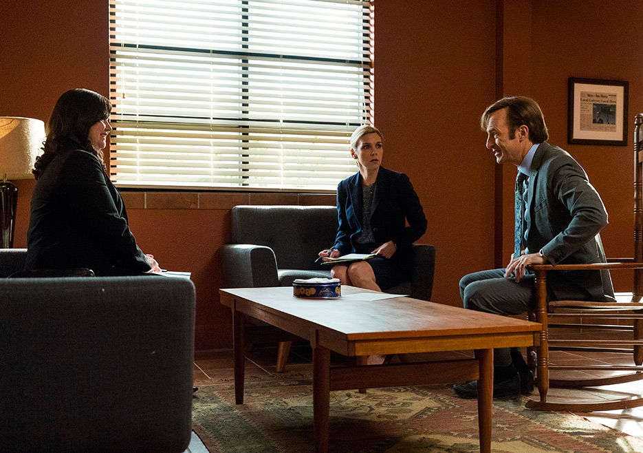 Better Call Saul S03E02 Witness - recenzja