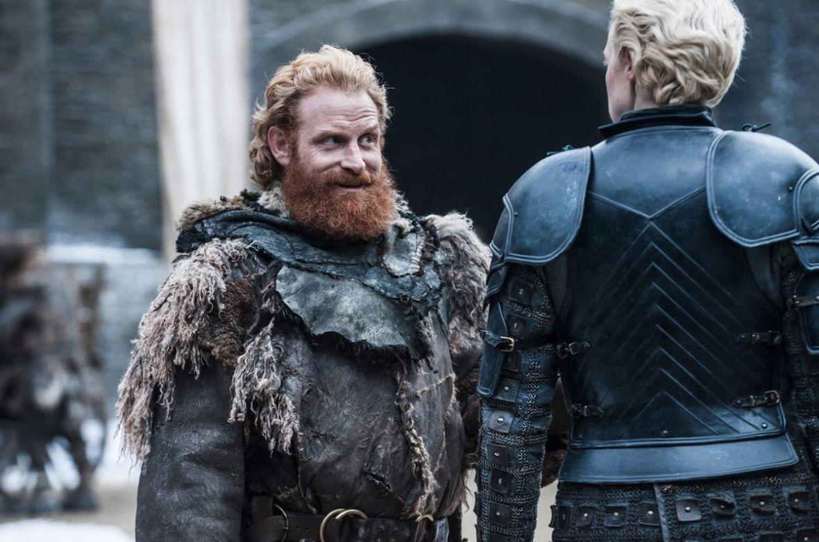 Gwendoline Christie zdradziła, co myśli o związku Brienne i Tormunda