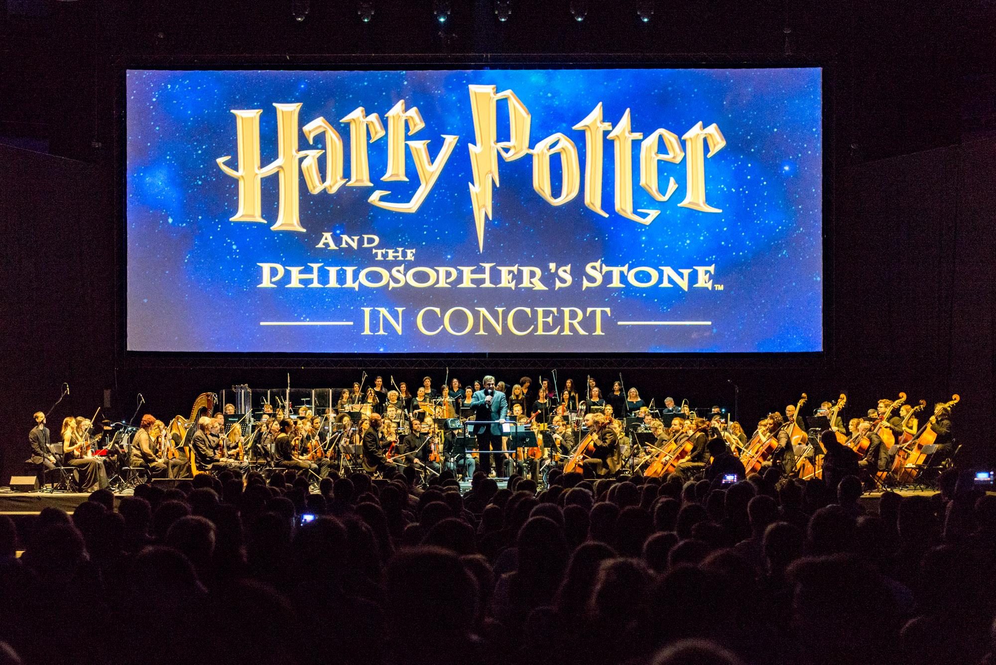 harry potter koncert