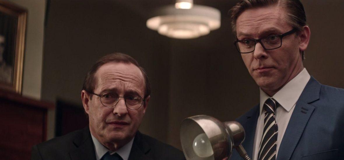 Życzyłbym sobie, by niektóre odcinki 2. sezonu Ucha Prezesa reżyserował Quentin Tarantino