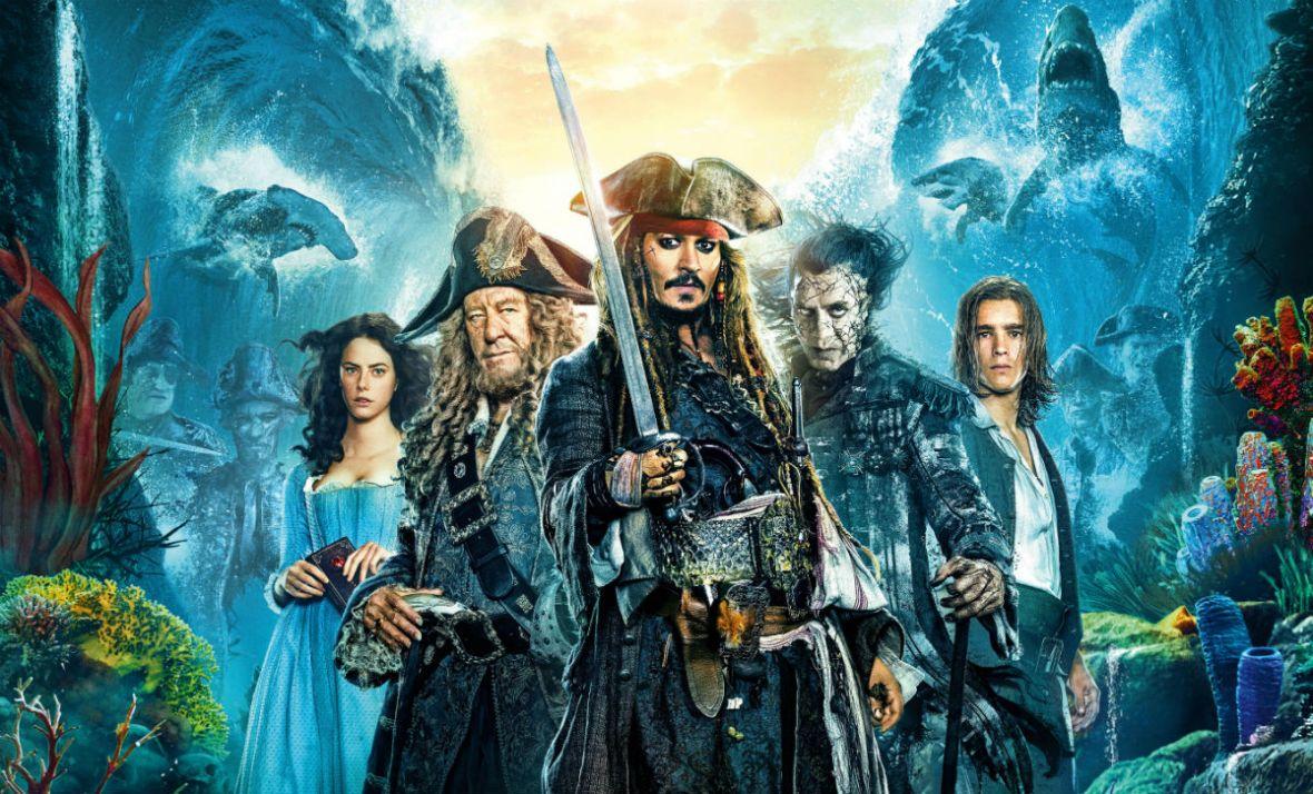 Piraci z Karaibów przed kolejną przygodą zawinęli na chwilę do znanego już portu