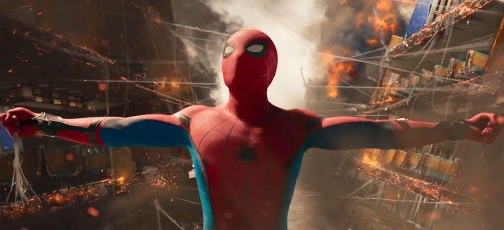 spider-man homecoming trailer zwiastun 3