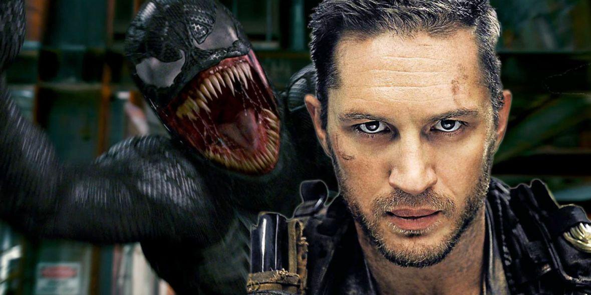 Venom częścią filmowego uniwersum Marvela! Tom Hardy to teraz największy przeciwnik Spider-Mana