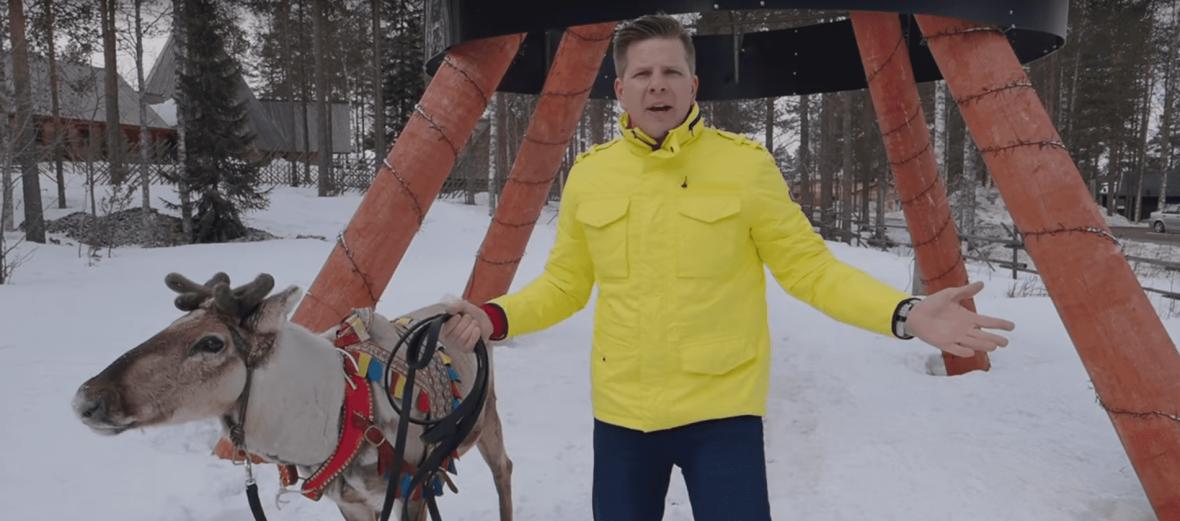 Następna gwiazda telewizji startuje na YouTubie. Filip Chajzer testuje… Finlandię