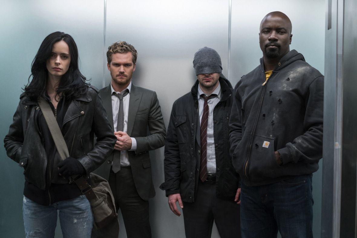 The Defenders to nie koniec. Netflix zrobi kolejne crossovery o bohaterach Marvela