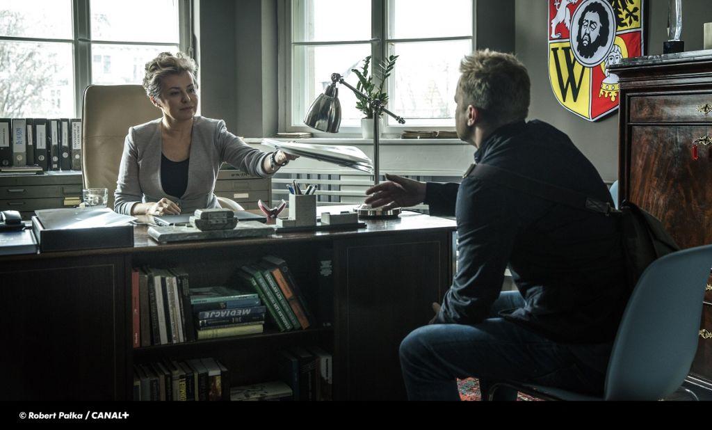 zdjęcia z planu 2 sezonu belfra