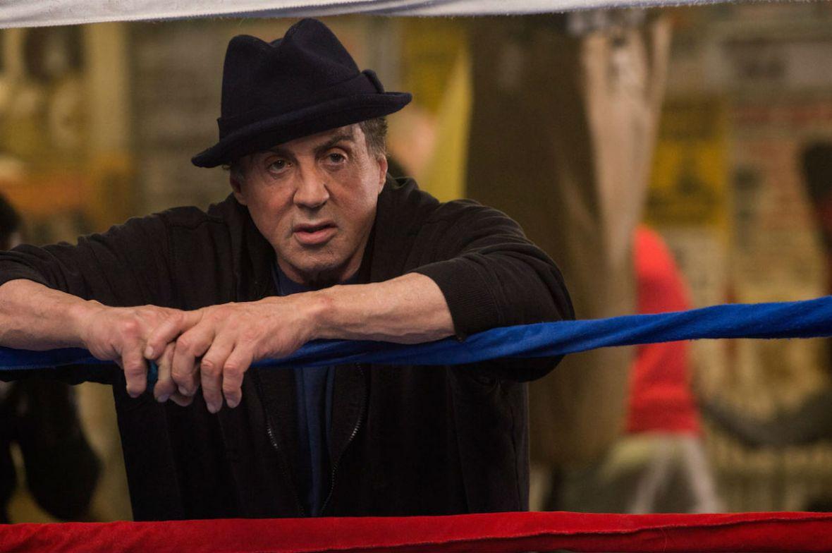 """Stallone pisze scenariusz sequela filmu """"Creed"""". Szykuje się pojedynek wszech czasów?"""