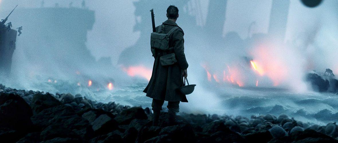 Wygląda na to, że Dunkierka to najlepszy film Nolana