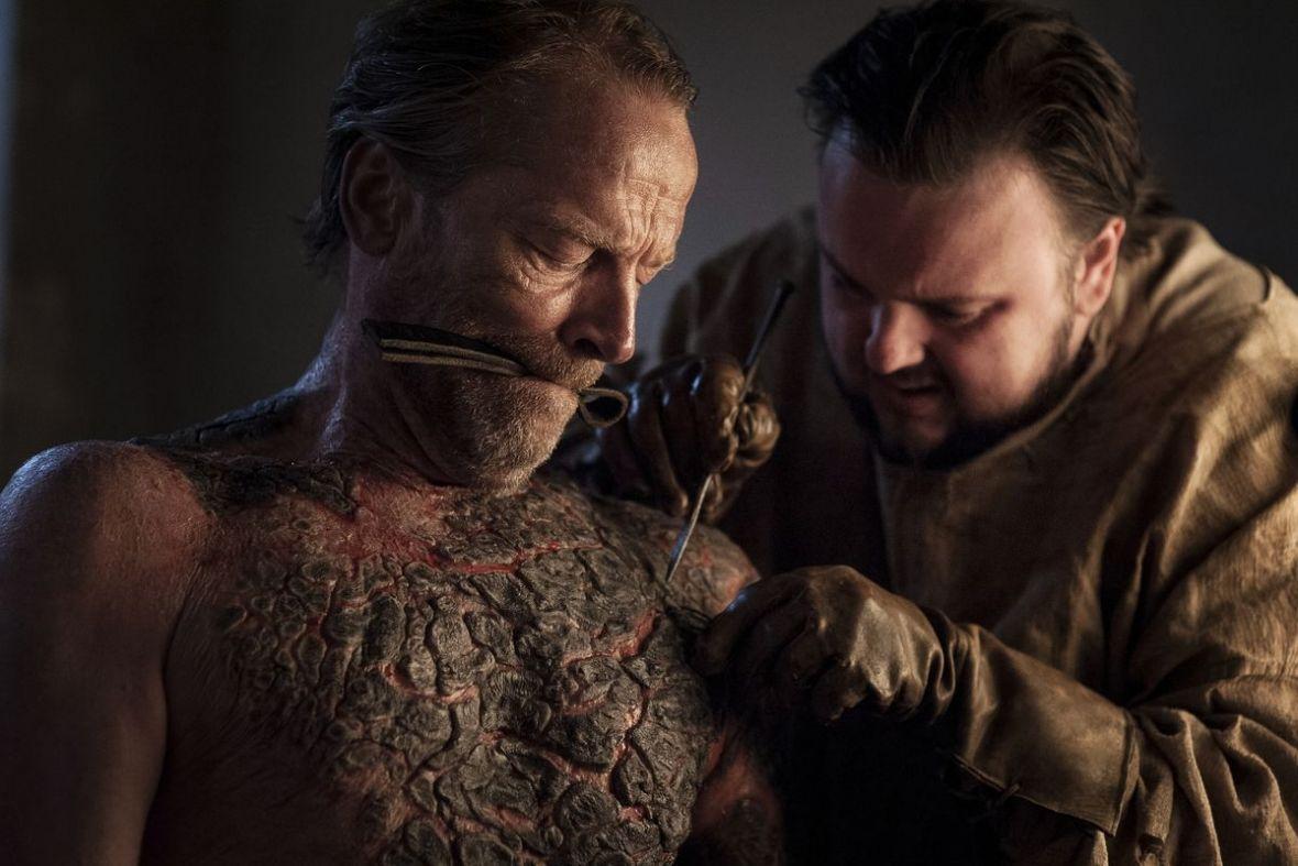 Poznaliśmy treść listu Joraha do Daenerys. Chwyta za serce
