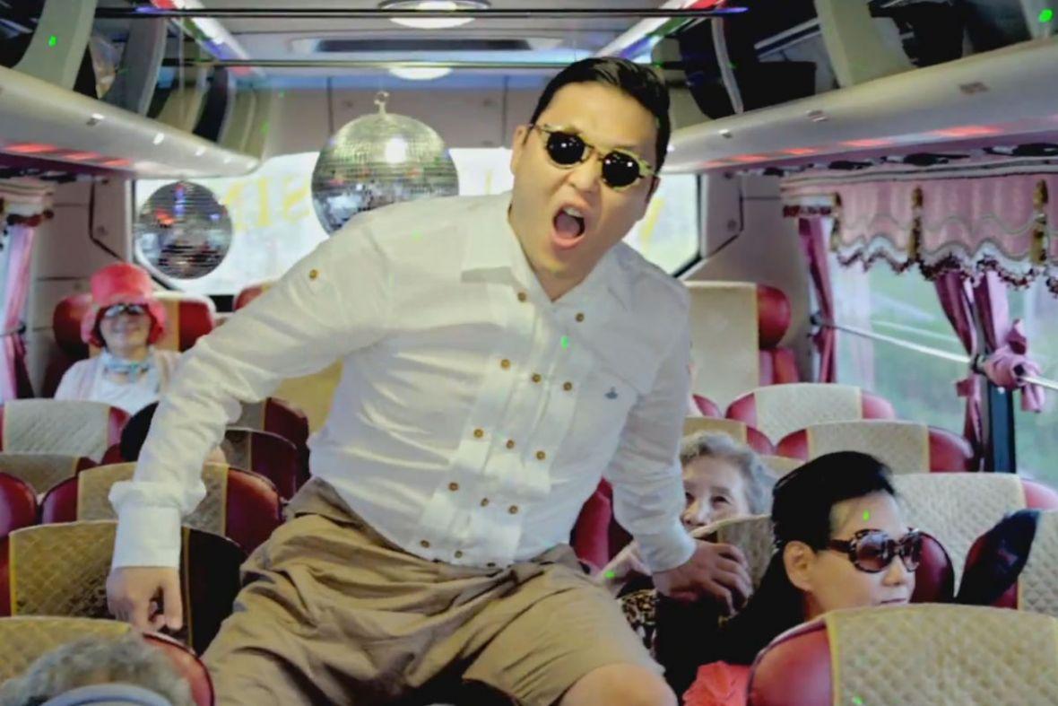 Uff… Gangnam Style nie jest już najchętniej oglądanym wideo na YouTubie