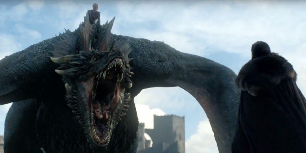 Jon Snow stanie oko w oko z magiczną bestią. To kluczowy moment dla Gry o tron