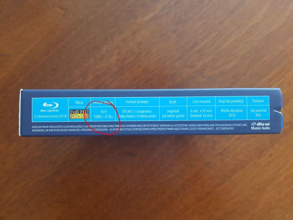 Blu-ray 4K Polska