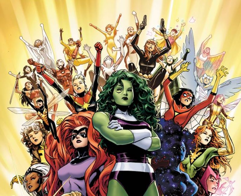 marvel a-force
