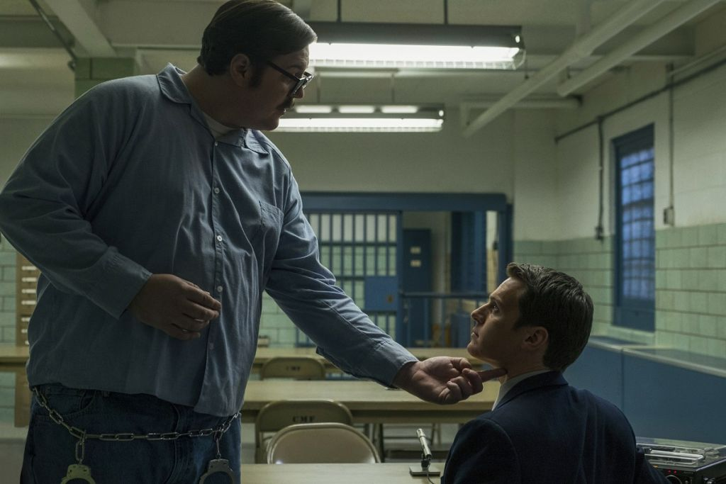 david fincher nakręcił serial mindhunter