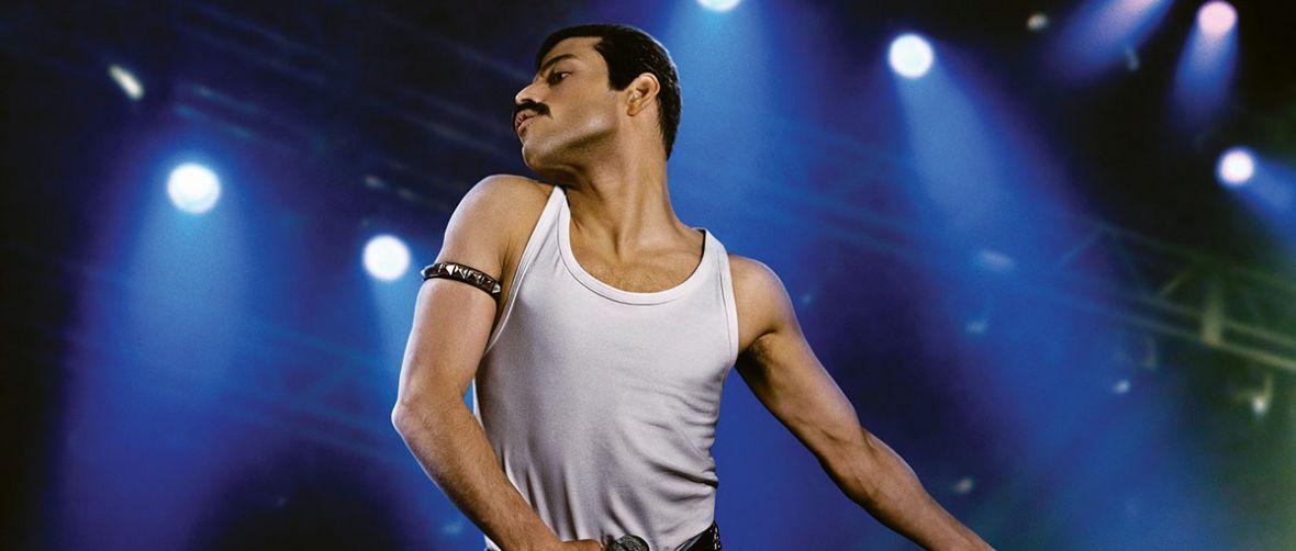 Rami Malek nie tylko na zdjęciu wygląda jak Mercury. Wideo z planu Bohemian Rhapsody też robi wrażenie