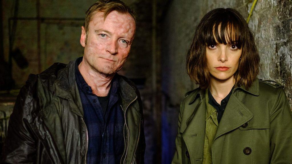 brytyjski serial kryminalny Rellik