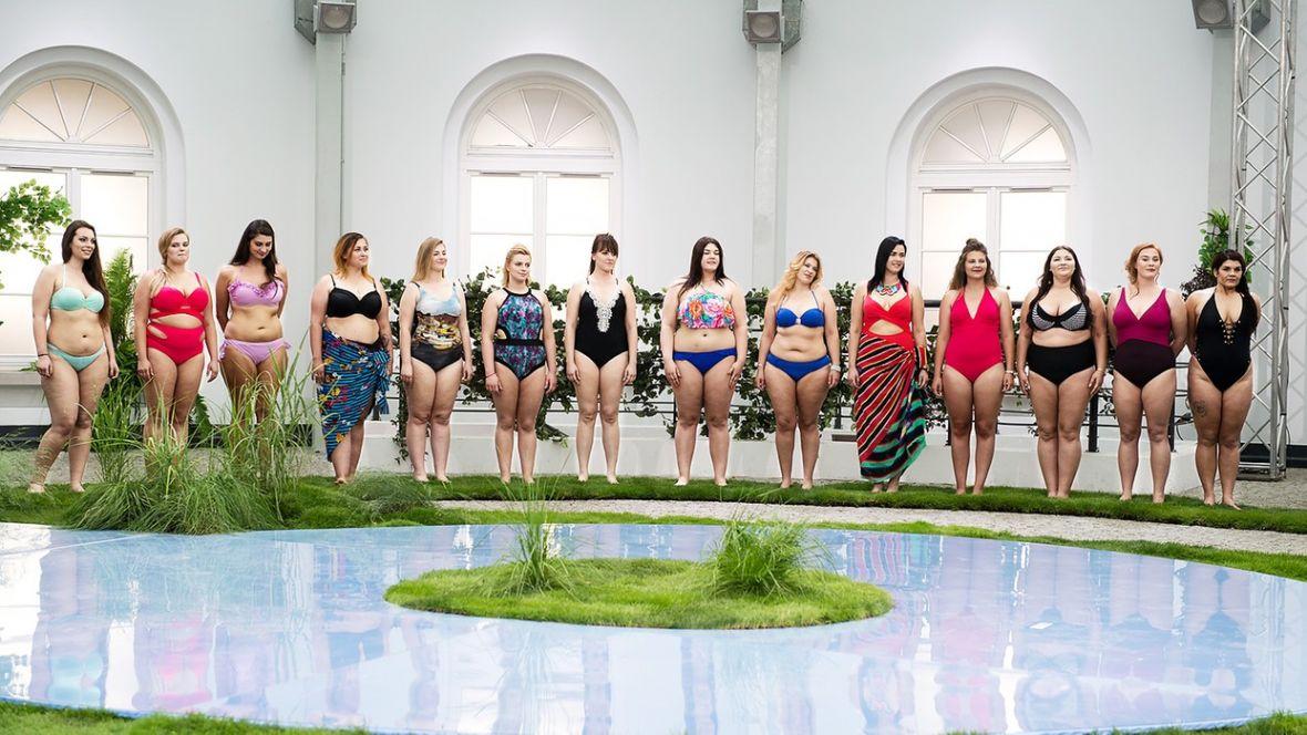 Supermodelka Plus Size nie zastąpi Top Model
