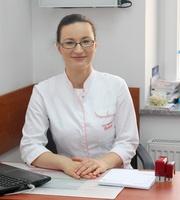 lekarz Weronika Chorążyczewska