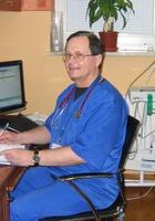 lekarz Andrzej Zieliński
