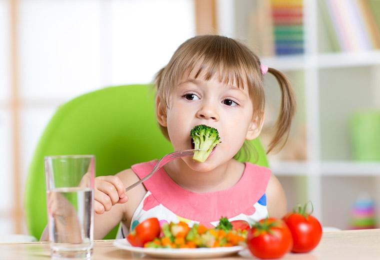 Fot. do artykułu: 'Zdrowe odżywienie dla dzieci'