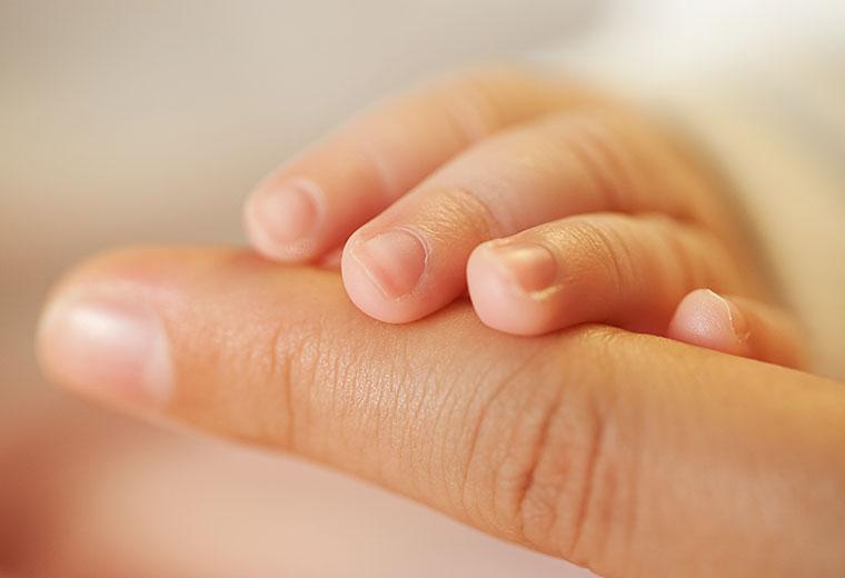 Zadbaj o paznokcie malucha