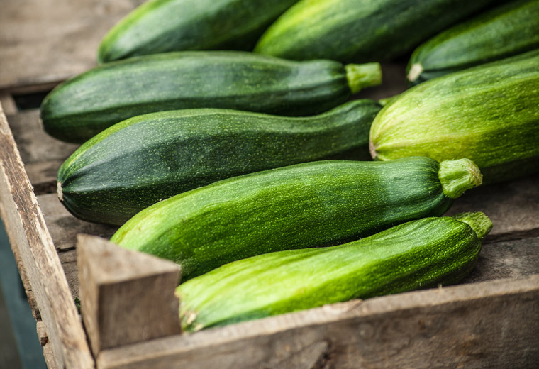 Cukinia – warzywo idealne.