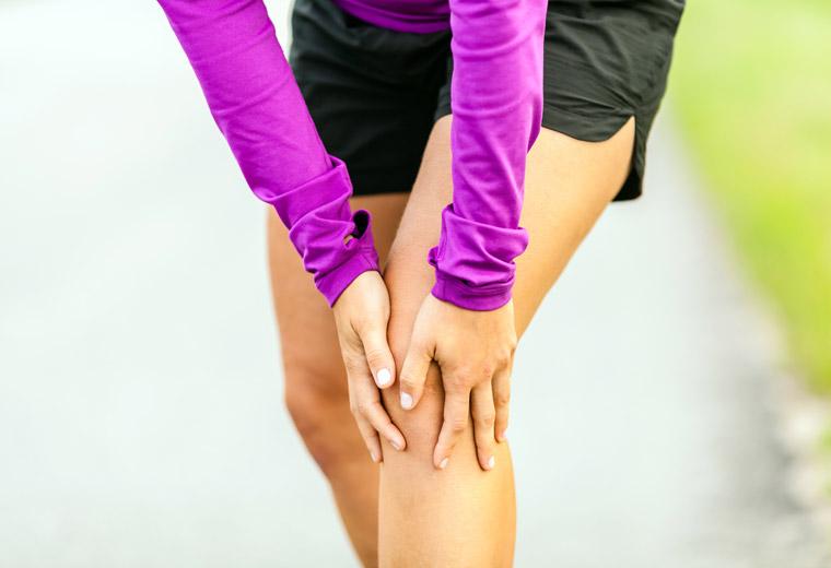 Ból kolan przy bieganiu - co zrobić?