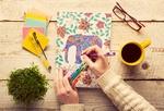 Fot. do artykułu: 'Kolorowanki dla dorosłych - ...'