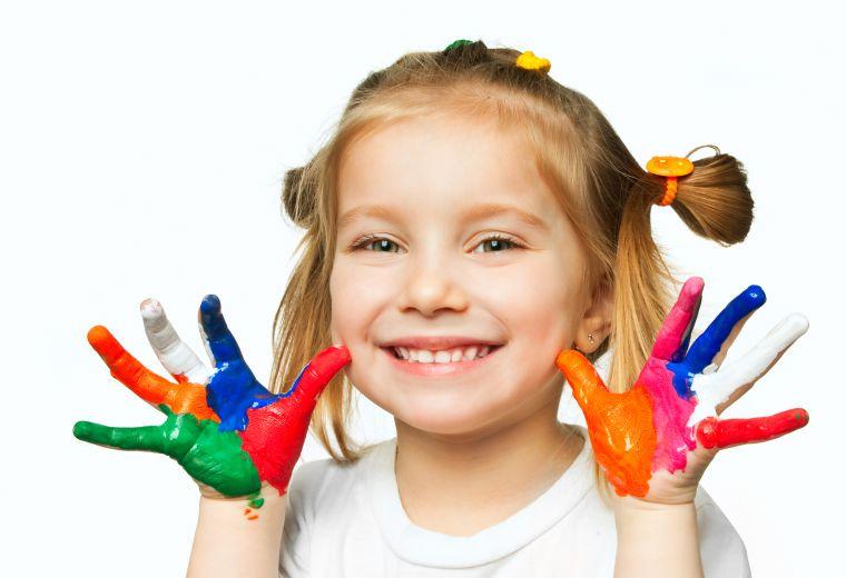 Fot. do artykułu: 'Sztuka w życiu dziecka'
