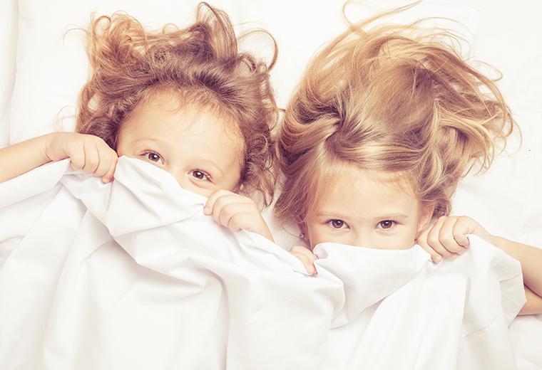 Skąd problemy z zaśnięciem u dzieci?