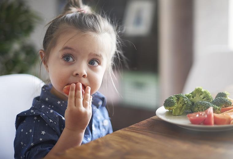 Fot. do artykułu: 'Kształtowanie nawyków żywieniowych u ...'