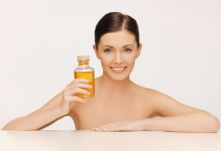 Olej, który wybiela zęby i odświeża oddech