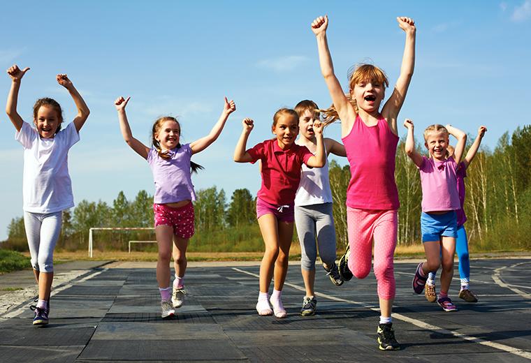 Czy dzieci powinny biegać?
