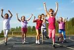 Fot. do artykułu: 'Czy dzieci powinny biegać?'
