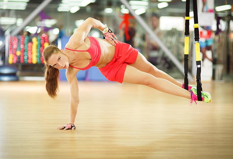 TRX - nowy wymiar fitnessu