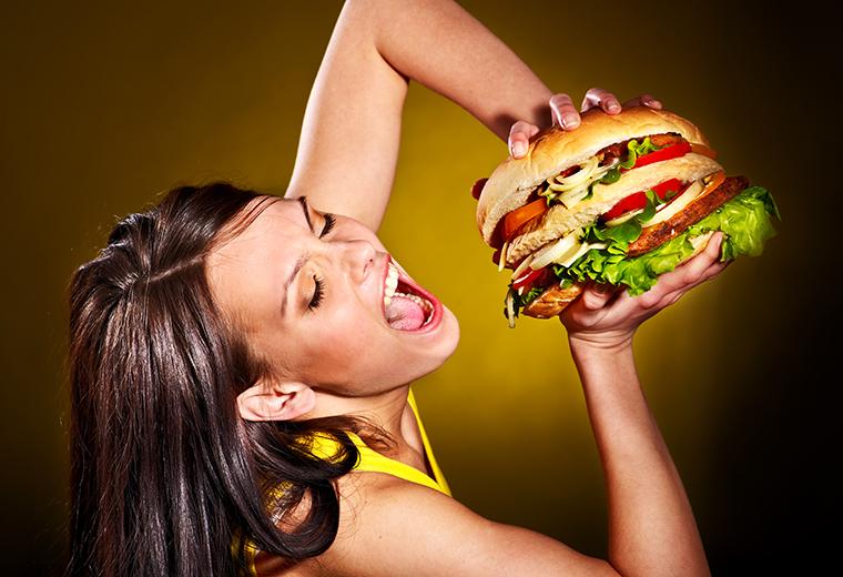 Fot. do artykułu: 'Od tłustego jedzenia nie ...'