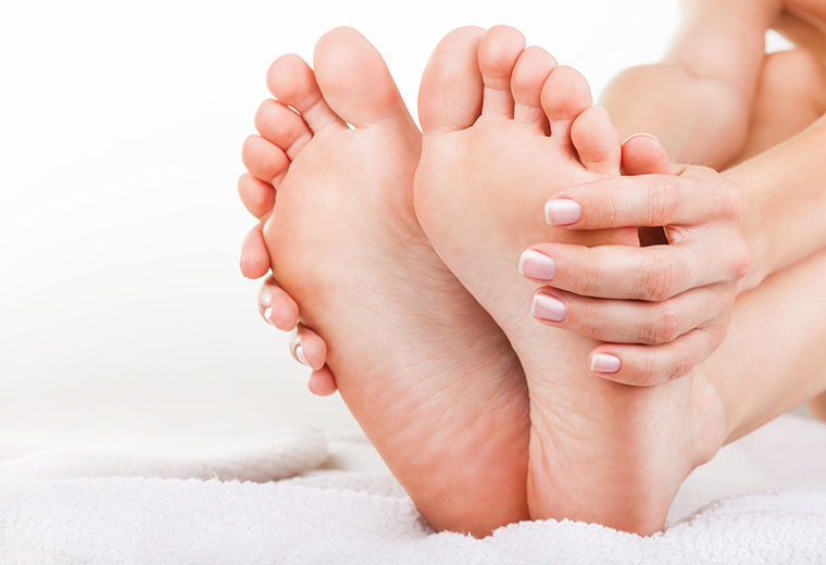 Foot corrector- sposób na kształtowanie stopy