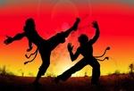 Fot. do artykułu: 'Capoeira'