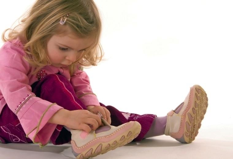 Jak dobrać buty dla dziecka?