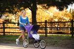 Fot. do artykułu: 'Jogging z dzieckiem'