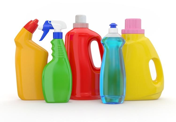 Czy detergenty mogą być nieszkodliwe? Wiosenne porządki babcinym sposobem.