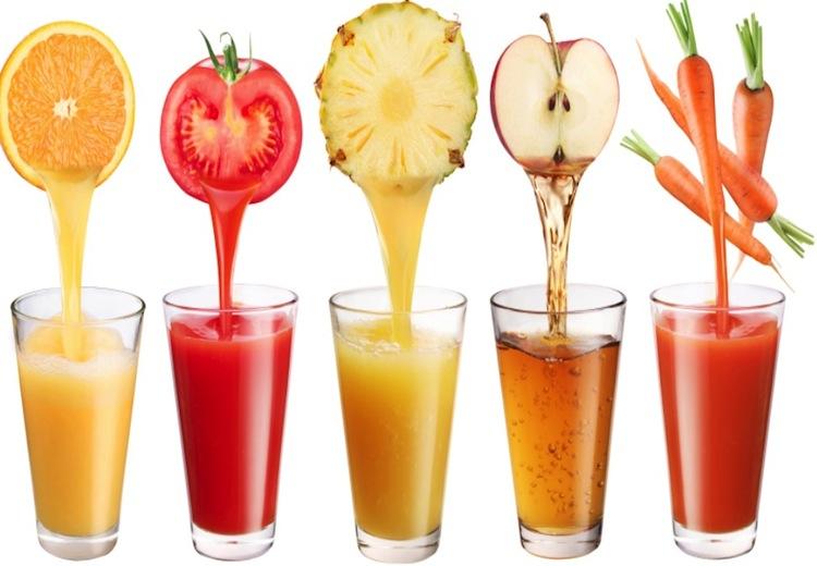 Zdrowe Soki? Jakie owoce i na co?
