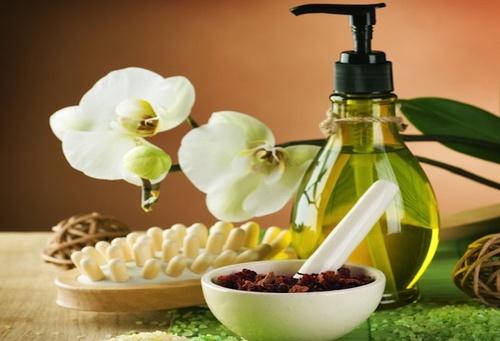 Oleje. Naturalna pielęgnacja ciała. ...