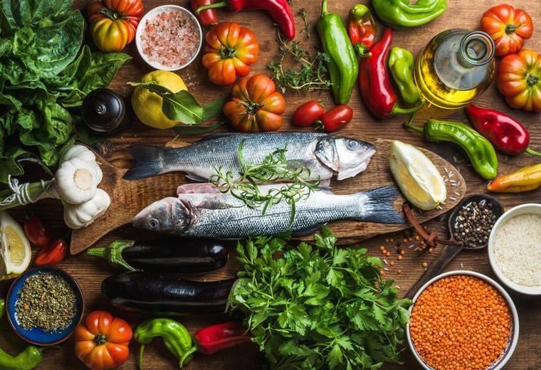 Zbilansowana i różnorodna dieta kluczem do zdrowia