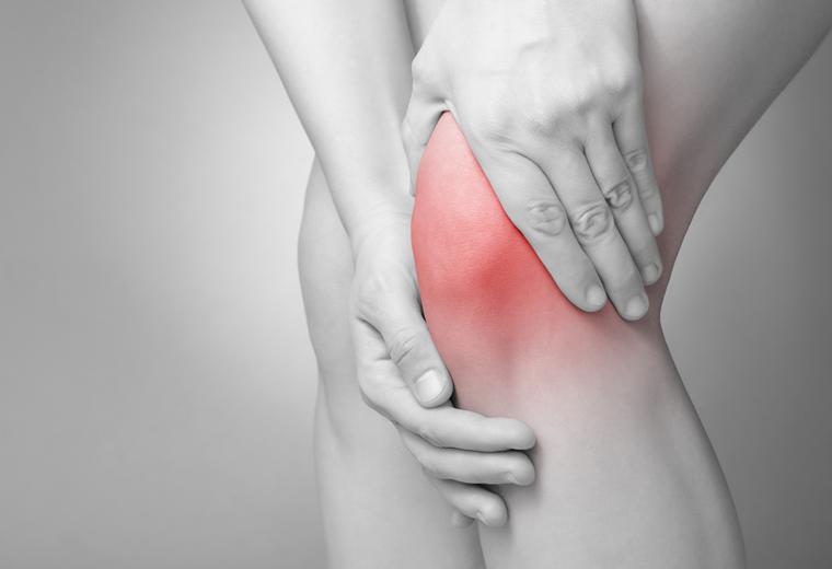 Zwichnięcie stawu kolanowego