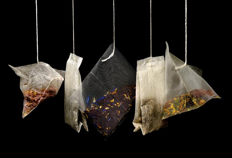 Doceń właściwości herbaty